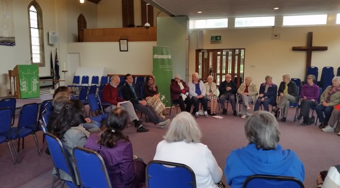 Weaving Trust – Water Eaton Church Centre 17.10.15