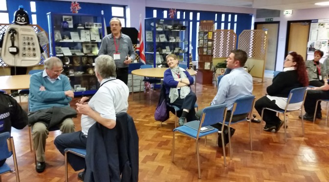 Weaving Trust at Thames Valley Police – 7.12.15