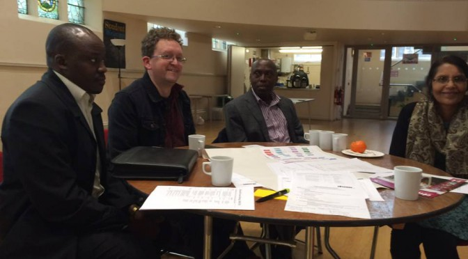 MK leaders attend Citizens UK Council in Nottingham – 25.2.16
