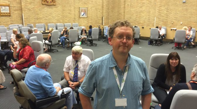 Weaving Trust at MK Council – 14.7.16