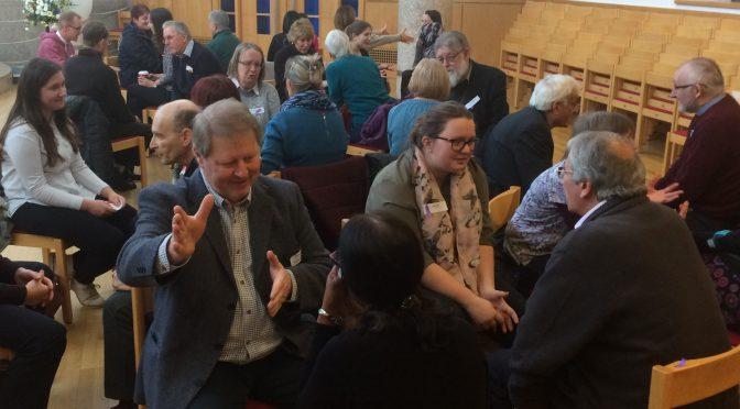 50 MK organisations create Weaving Trust 50 – 28.1.17