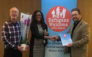 Refugees Welcome Schools Breakfast @ Grant Thornton