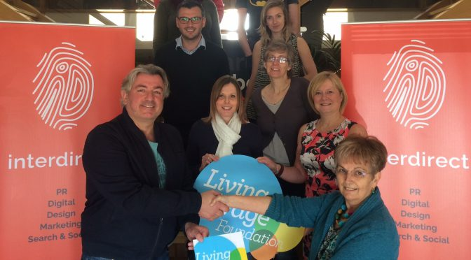 Interdirect Proud to be a Living Wage Employer