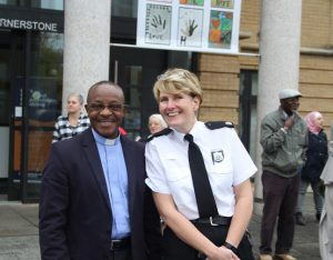 Weaving Trust between BAME communities and MK Police @ https://zoom.us/j/3863655749