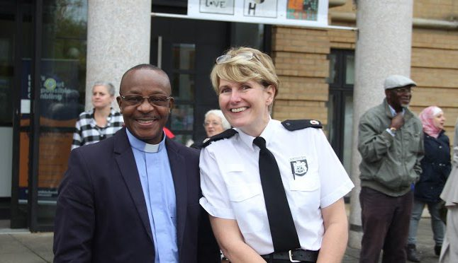 Weaving Trust between BAME communities and MK Police – REDUCED TO SIX ATTENDEES