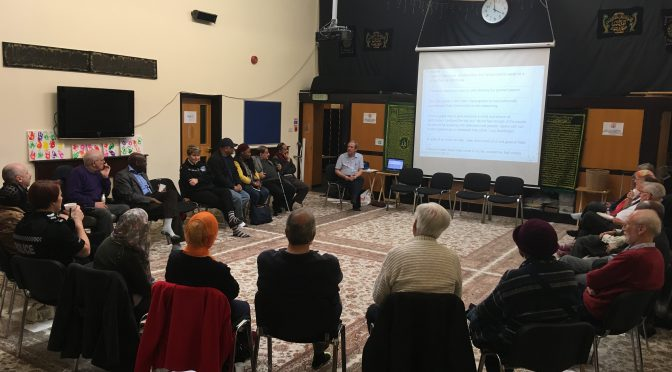 Weaving Trust against Hate at Zainabiya Centre – 21.10.17