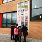 Fight Hate poster display wows Jubilee Wood pupils – 27.11.17