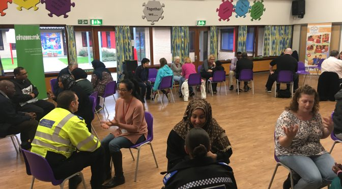 Building Bridges across Fishermead – 4.11.17
