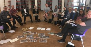 Graduation & Learning Exchange @ John Lewis Community Room
