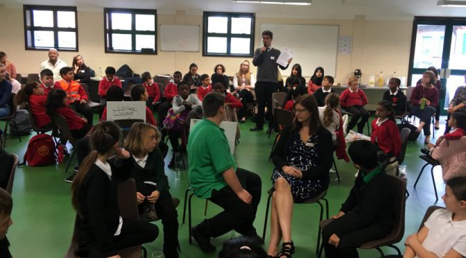 Action on Climate Change – One Day Training for Schools