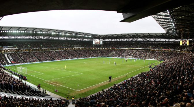 Researching 'fair work' at stadium:mk