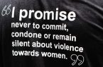 White Ribbon call to action