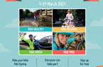 Leaders – get on your bike for 'Ride It Out' on Monday 1st March