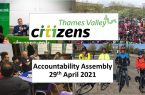 Citizens win pledges from PCC candidates and party leaders